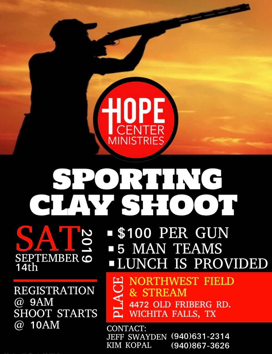 Hope Center Sporting Clay Shoot